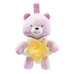 Miś na dobranoc różowy, MA-772212