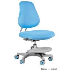 Fotel Unique LILY niebieski, NC-18-7