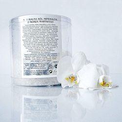 Sól do kąpieli MINERALNA MORZE MARTWE biała na wagę - sprawdź w wybranym sklepie