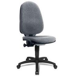 Topstar Standardowe krzesło obrotowe,bez poręczy, oparcie 550 mm