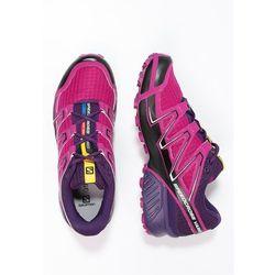 Salomon SPEEDCROSS VARIO Obuwie do biegania Szlak deep dalhia/black/cosmic purple (0889645059525)