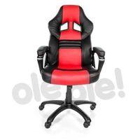 Arozzi Monza Czerwono-czarny (MONZA-RD) Darmowy odbiór w 19 miastach! - produkt z kategorii- Pozostałe gry i