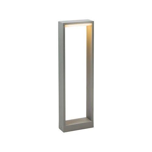 Lampa zewnętrzna Frame 50 LED srebrno szara (lampa zewnętrzna ogrodowa)