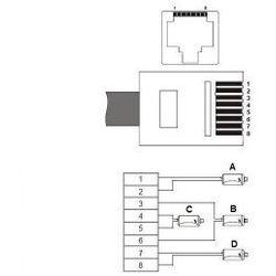 TRANSFORMATOR WIDEO TR-16/RACK 16k. RJ-45 - sprawdź w wybranym sklepie