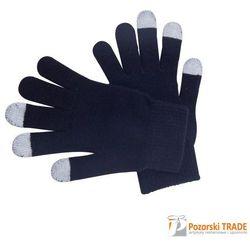 Rękawiczki z końcówkami do ekranów dotykowych w 7 kolorach - produkt z kategorii- Pozostałe telefony i ak