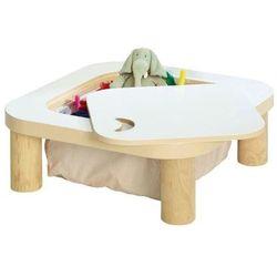 Worlds apart biurko dziecięce star bright 56x56x30 cm, beżowe