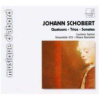 Harmonia mundi Quatuors, trios, sonates