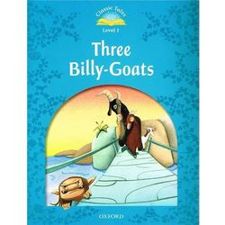 Classic Tales: Level 1: The Three Billy Goats Gruff, książka z ISBN: 9780194238861