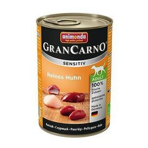 grancarno sensitiv smak: kurczak 12x400g marki Animonda
