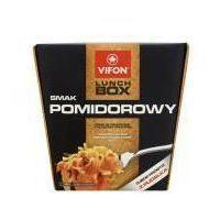 Lunch Box smak pomidorowy Danie błyskawiczne z kluskami pikantne 80 g Vifon (5901882014466)