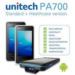 Terminal ręczny  pa700 android 4.1 wi-fi 2*1,5 ghz, marki Unitech
