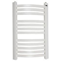 Grzejnik łazienkowy Rubin 75 x 48 cm biały mat (5906728450644)