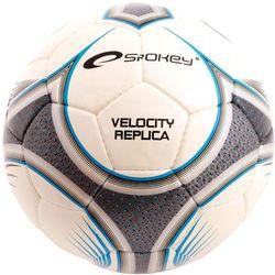 Piłka nożna SPOKEY Velocity Replica Niebieski (rozmiar 5) - sprawdź w wybranym sklepie