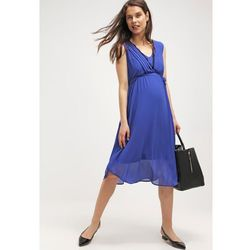 MAMALICIOUS MLNEWMONA Sukienka letnia deep ultramarine z kategorii sukienki ciążowe