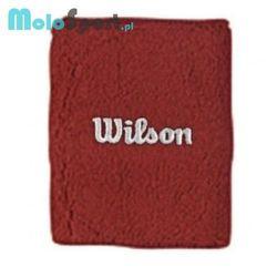 Frotki na nadgarstki Wilson Double Wristbands Double Poignet 2szt WR5600390 - produkt z kategorii- Koszykówka