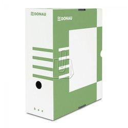 Pudełko archiwizacyjne 120mm Donau zielone, BP10183
