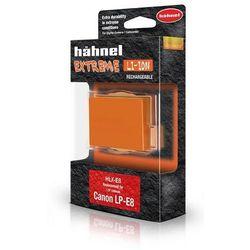 Hahnel HLX-E8 (odpowiednik Canon LP-E8) - sprawdź w wybranym sklepie
