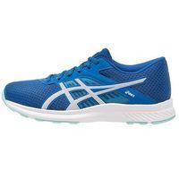 ASICS FUZOR Obuwie do biegania treningowe imperial/white/aruba blue