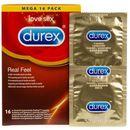 Durex real feel 18 szt. – prezerwatywy