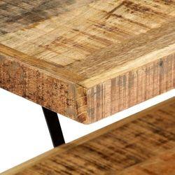 vidaXL Szafka pod TV, 160 x 40 x 50 cm, lite drewno mango (8719883570969)