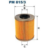 Filtr paliwa pm 815/3, marki Filtron