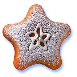 Kaiser xmas foremka świąteczna gwiazda non-stick marki Kaiser / x-mas kolekcje świąteczne