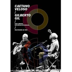 Two Friends One Century Of Music (Live) (CD + DVD) - Veloso Caetano, Gil Gilberto z kategorii Musicale