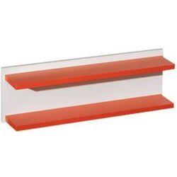 Półka - Classic (pomaranczowy) - produkt z kategorii- Regały i półki