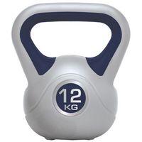 Odważnik z uchwytem SPOKEY Kettlebell Strong 12 kg + DARMOWY TRANSPORT! (5901180342049)