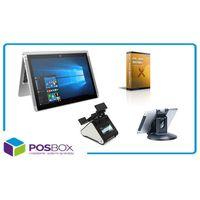 Zestaw POS BASIC, tablet HP drukarka fiskalna, oprogramowanie