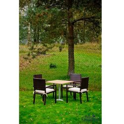 Bello giardino Zestaw mebli stołowych carino ( ms.012.001)