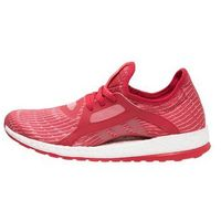 adidas Performance PUREBOOST X Obuwie do biegania treningowe ray red/vapour pink/white