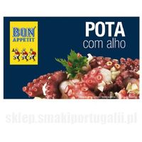Portugalska kałamarnica humboldta w oleju z czosnkiem 120g  od producenta Bon appetit
