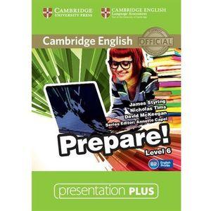 Cambridge English Prepare! 6 Presentation Plus