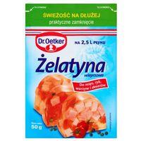 Dr. oetker Żelatyna wieprzowa 50 g