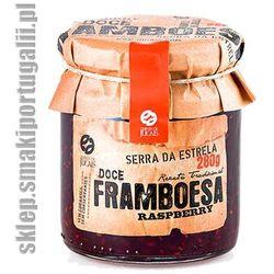 Portugalska konfitura z malin 280g - produkt z kategorii- Dżemy i konfitury