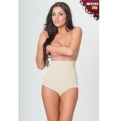 501 beige Figi korygujące, bielizna wyszczuplająca Linea Fashion