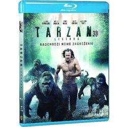 Tarzan: Legenda 3D (Blu-ray) - David Yates z kategorii Filmy przygodowe