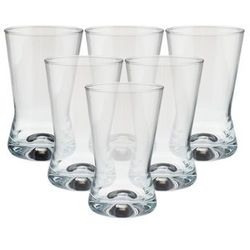 Krosno / lifestyle Krosno x-line szklanki do napojów 200 ml 6 sztuk