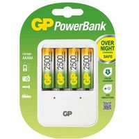 GP Batteries ładowarka PB420 GS250-UC4 (4891199099816)