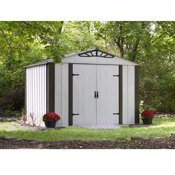Arrow Metalowy domek narzędziowy designer 3,1 x 2,4 m