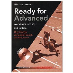 Ready for Advanced. Ćwiczenia z Kluczem + CD, Macmillan