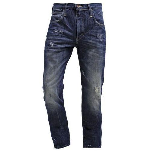 Lee ARVIN REGULAR TAPERED Jeansy Straight leg crushed blue - produkt dostępny w Zalando.pl