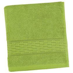 Bellatex  ręcznik kamilka pasek oliwkowy, 50 x 100 cm