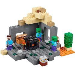 Minecraft Minecraft The Dungeon 21119 marki Lego [zabawka]