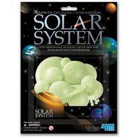 Dekoracja 4M Świecący System Słoneczny 3D (4893156054234)