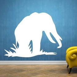 Wally - piękno dekoracji Tablica suchościeralna słoń 139