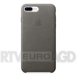 Apple Leather Case etui do iPhone 7 Plus (burzowa chmura) z kategorii Futerały i pokrowce do telefonów