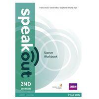 Speakout 2ed Edition Starter. Ćwiczenia bez Klucza (2016)