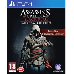 Assassin's Creed 4 Black Flag - gra PS4